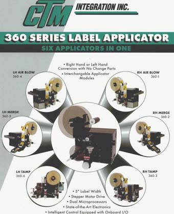 label applicator